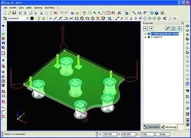 Пакет программного обеспечения I–CAM 2D