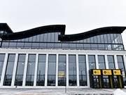 г. Нурсултан, терминал аэропорта, плёнка шумоизоляционная Evolam Gold