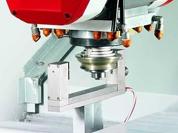 Лазерная система настройки инструмента