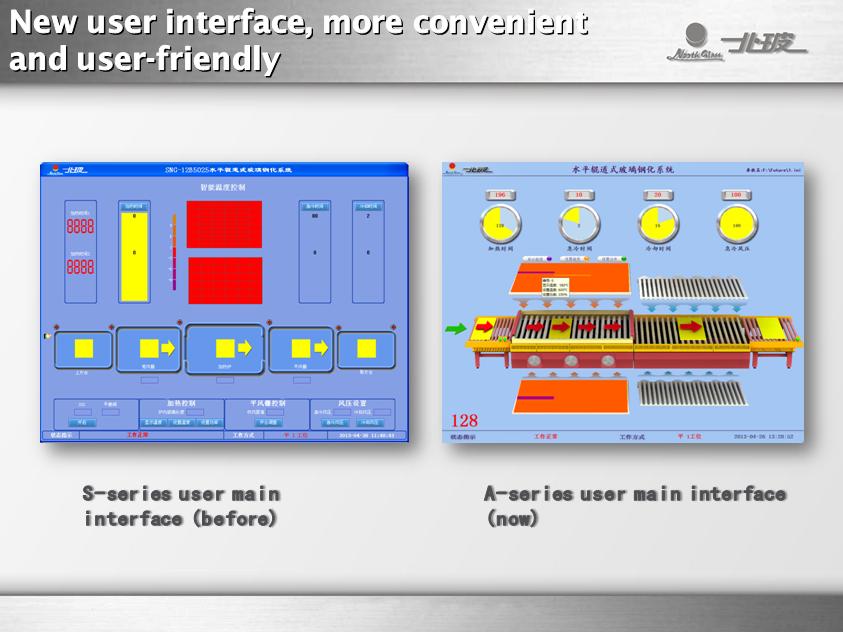 Новый пользовательский интерфейс
