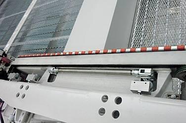 Центровка заготовки на станки с автоматической загрузкой