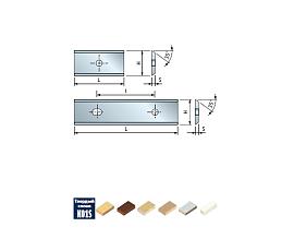 Сменные твердосплавные ножи (HW)