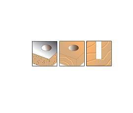 Сверла для глухих отверстий, твердосплавные HW